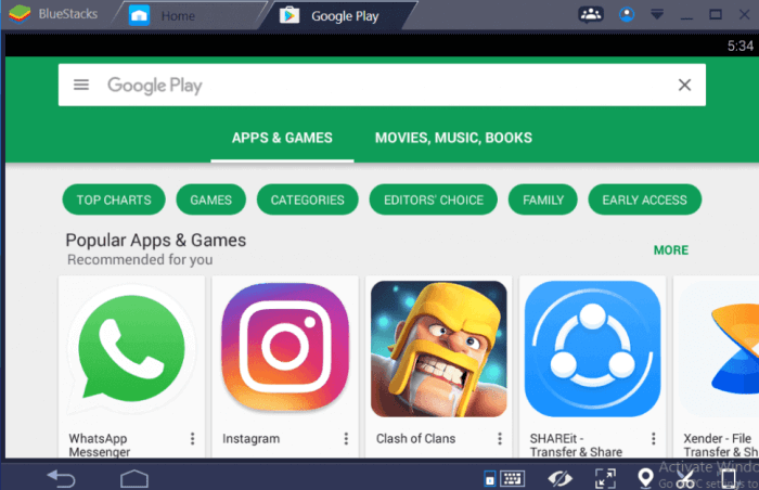 Google-Play-Store-for-windows